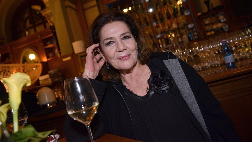 Hannelore Elsner im Dezember 2015