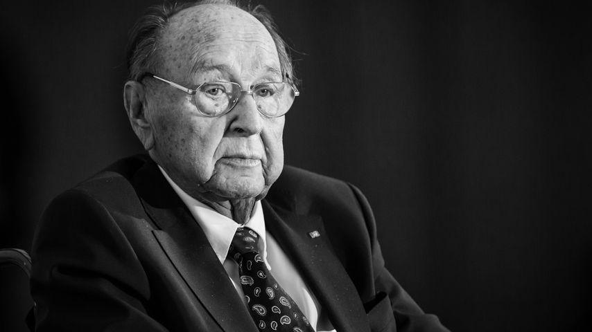 Ex-Außenminister Hans-Dietrich Genscher (✝89) ist tot!