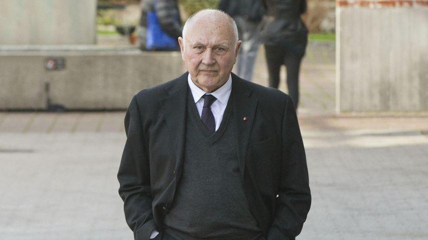 Hans-Günther Kaufmann in München, 2017