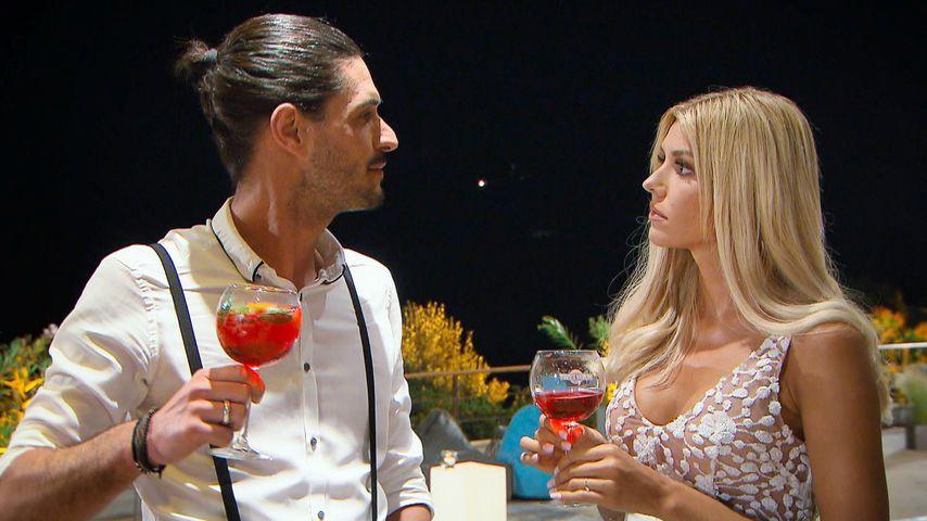 Harald und Gerda in der zweiten Nacht der Rosen