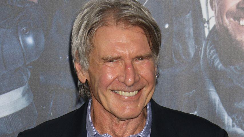 4 Wochen nach Crash: Harrison Ford aus Krankenhaus entlassen