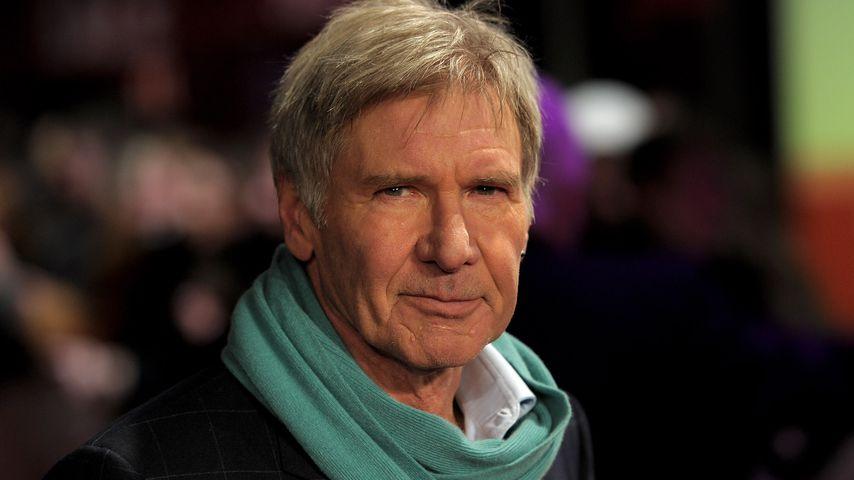 Schon wieder! Flugzeug-Zwischenfall bei Harrison Ford