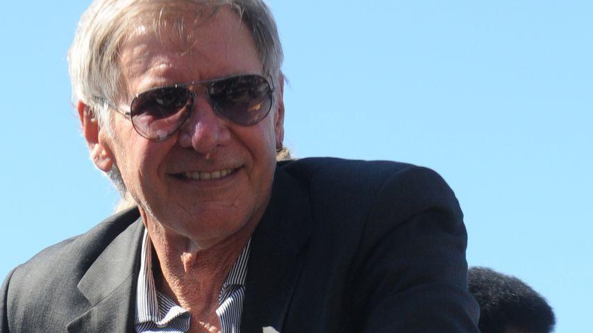 Nach Beinbruch: So steht es um Harrison Ford
