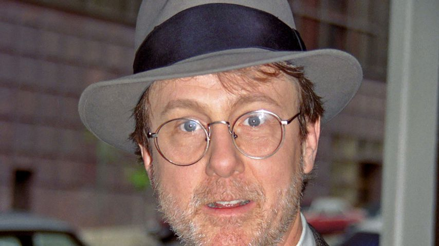 Harry Anderson in New York City