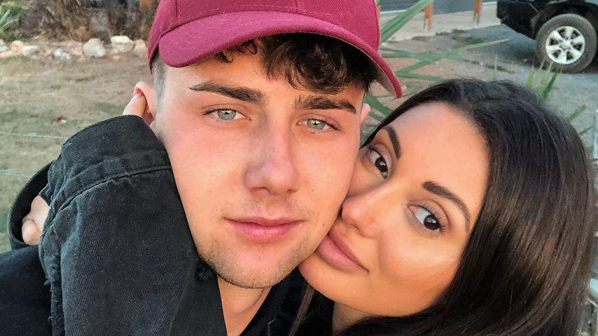 Harry Jowsey und Francesca Farago
