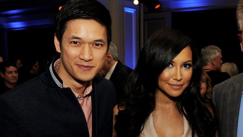 Harry Shum Jr. und Naya Rivera im Januar 2013