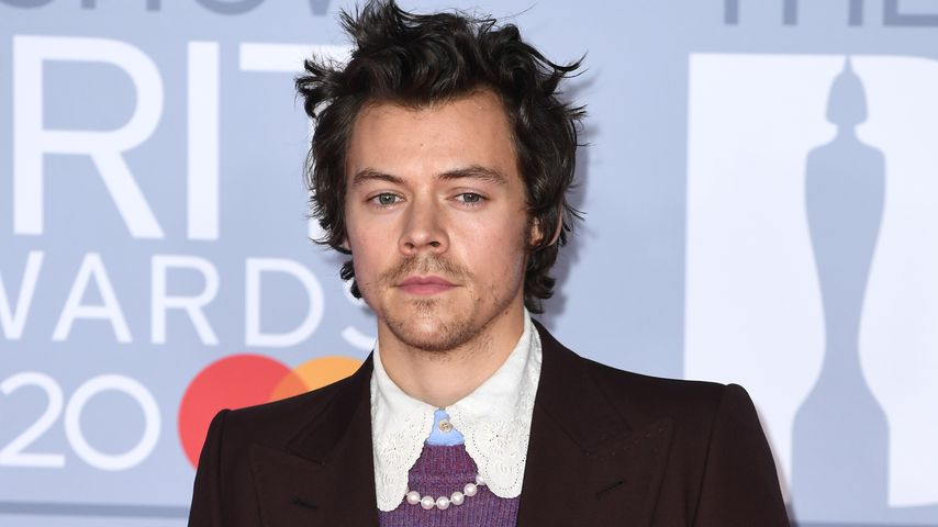 Harry Styles bei den Brit Awards im Jahr 2020