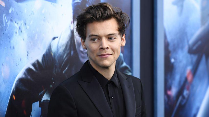"""Harry Styles bei der US-Premiere von """"Dunkirk"""" in NYC im Juli 2017"""