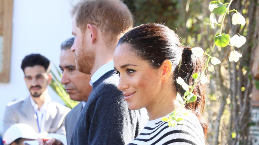 Prinz Harry und Herzogin Meghan in Marokko
