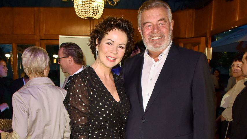 Harry Wijnvoord und Freundin Iris Dahlke bei der Diabetes-Charity-Gala 2019