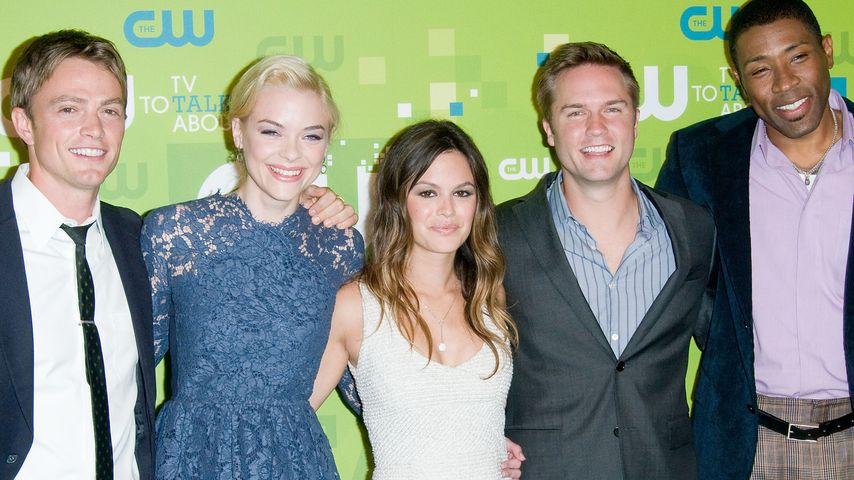 "Tolle Fotos: ""Hart of Dixie""-Star hat geheiratet!"
