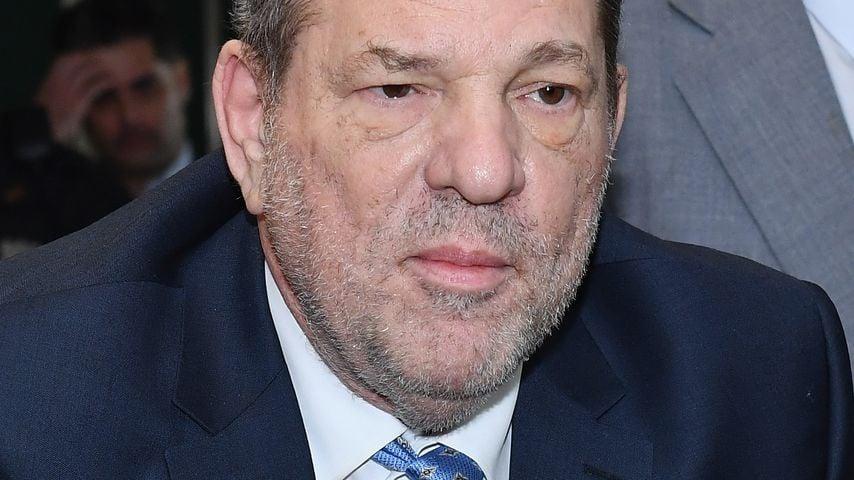 Harvey Weinstein vor dem Strafgericht in NYC im Februar 2020