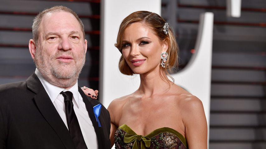 Weinsteins Noch-Ehefrau Georgina Chapman bricht Schweigen