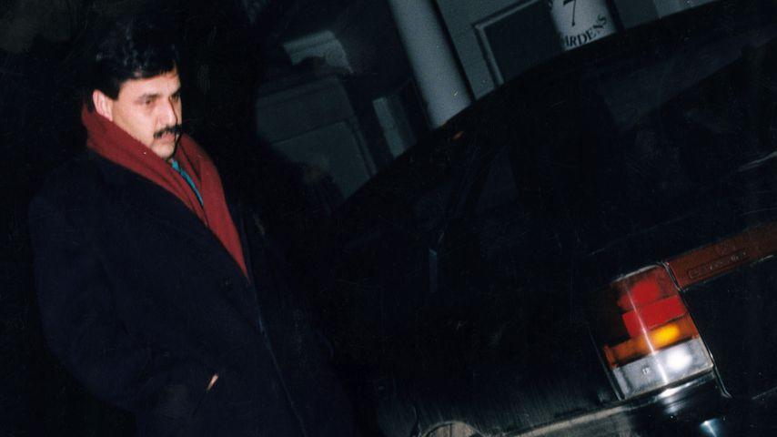 Hasnat Khan, 1996