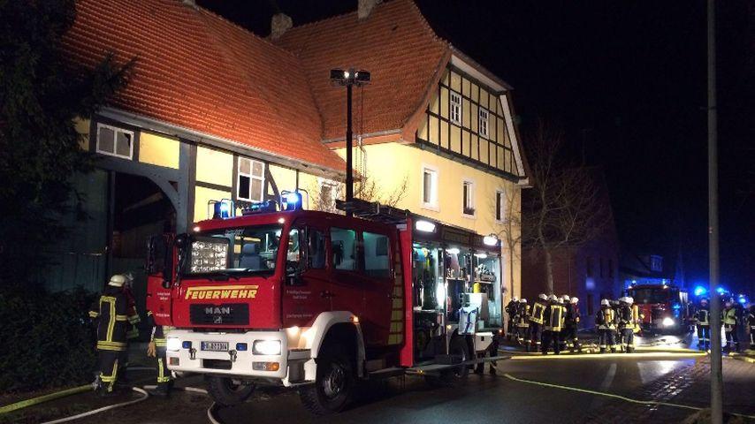 Feuer-Fiasko: Brandstifter stecken Bauer Norberts Hof an