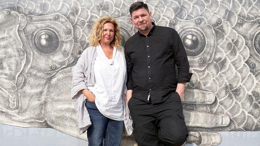 """Haya Molcho und Tim Mälzer bei """"Kitchen Impossible"""""""