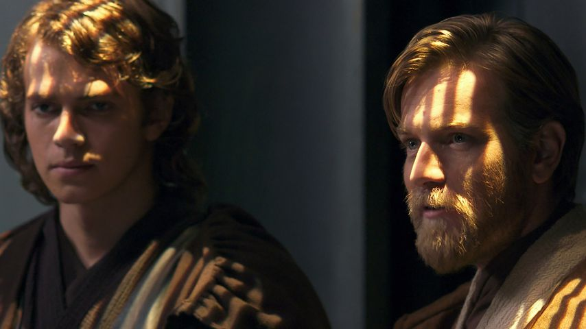 Hayden Christensen und Ewan McGregor