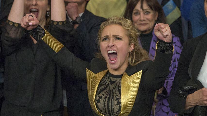 Hayden Panettiere: Stürmischer Jubel für ihren Wladimir