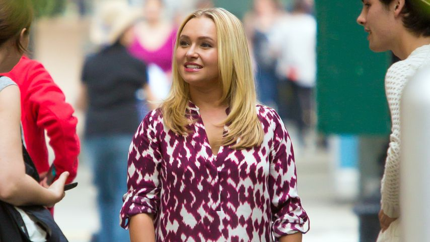 Neu-Mama Hayden Panettiere zeigt ihren After-Baby-Body