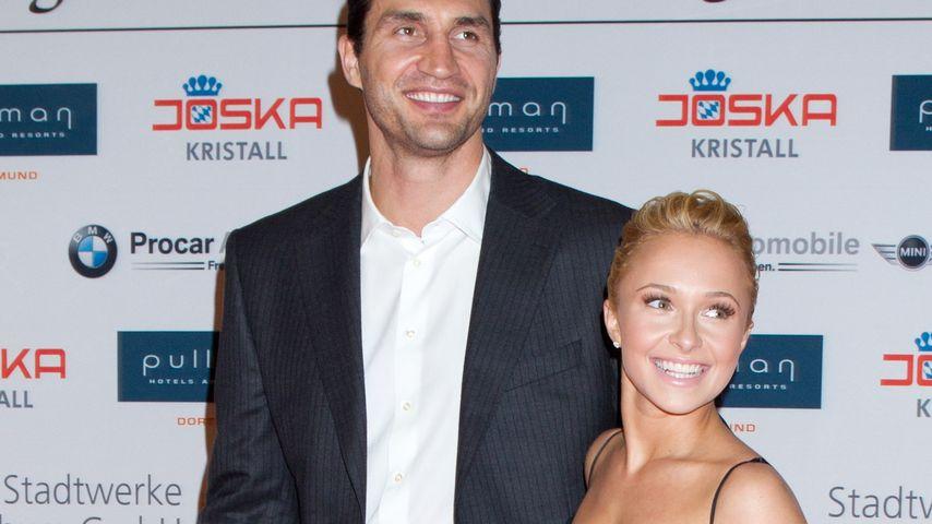Hayden Panettiere & Wladimir Klitschko sind Eltern