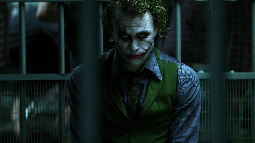 """Heath Ledger als der Joker in """"The Dark Knight"""""""