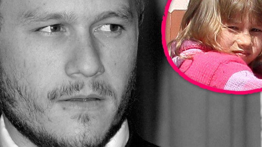 """Heath Ledgers Eltern: """"Matilda ist ihm so ähnlich"""""""