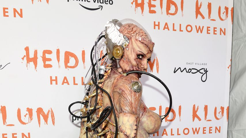 Heidi Klum, Halloween 2019