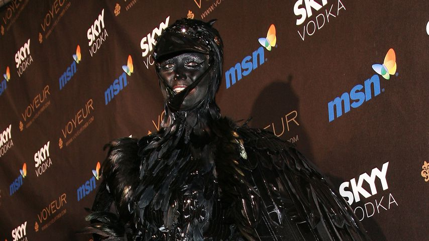 Heidi Klum als Raabe, 2009