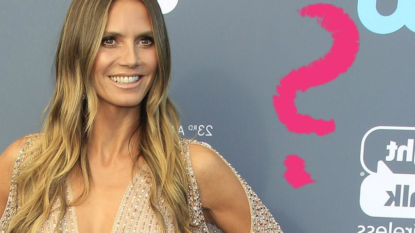 Single-Talk: Auf diesen Hollywood-Hottie steht Heidi Klum!