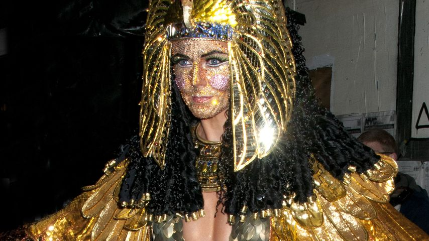 Heidi Klums Halloween-Kostüm 2012