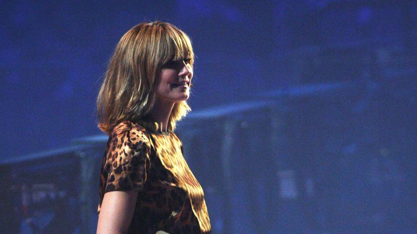 "Heidi Klum beim ""Germany's next Topmodel""-Finale 2010"