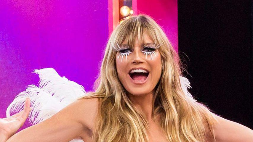 """Heidi Klum in der vierten Episode von """"Queen of Drags"""""""