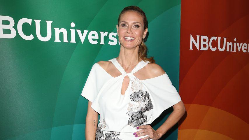 Sex-Plausch mit Heidi Klum: Das Model ungewohnt schlüpfrig!