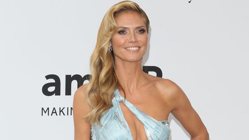 Cellulite-Diss! Heidi Klum ätzt gegen Jung-Models
