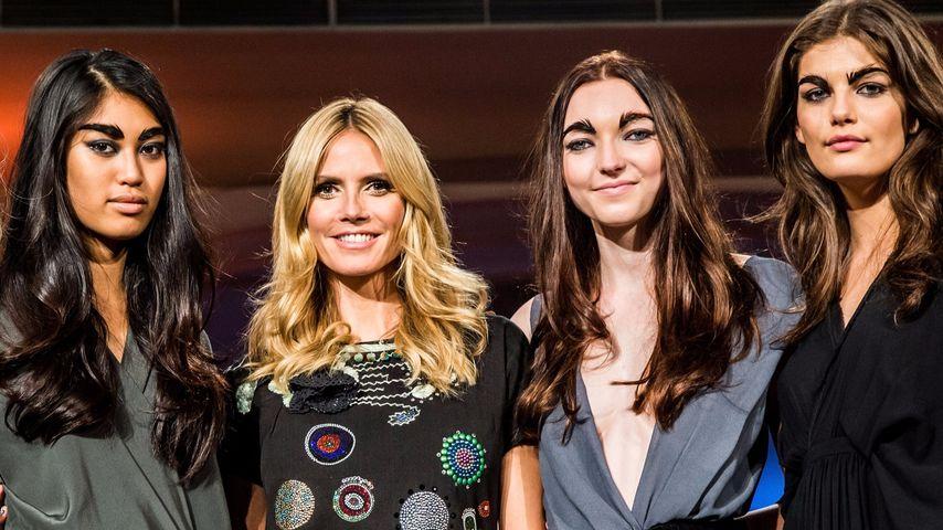GNTM-Countdown: Wer wird Heidi Klums Topmodel 2015?