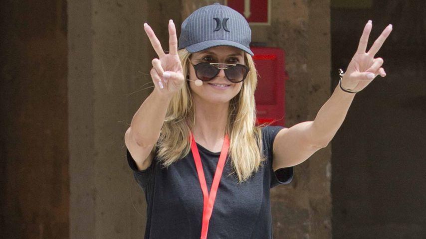 Auf Mallorca: Hier bereitet Heidi Klum das GNTM-Finale vor
