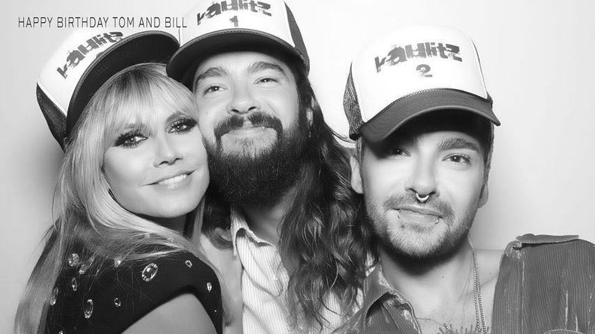Perfekt: Bill Kaulitz dankt Heidi Klum für Geburtstagsparty