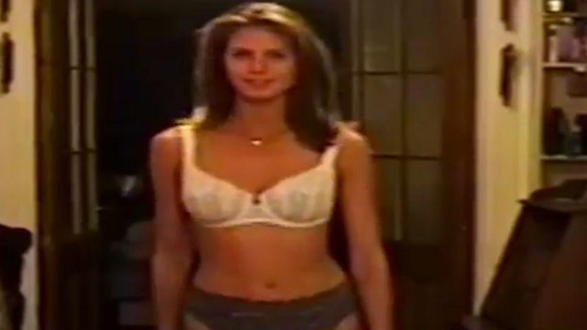 Heidi Klum im Februar 1997