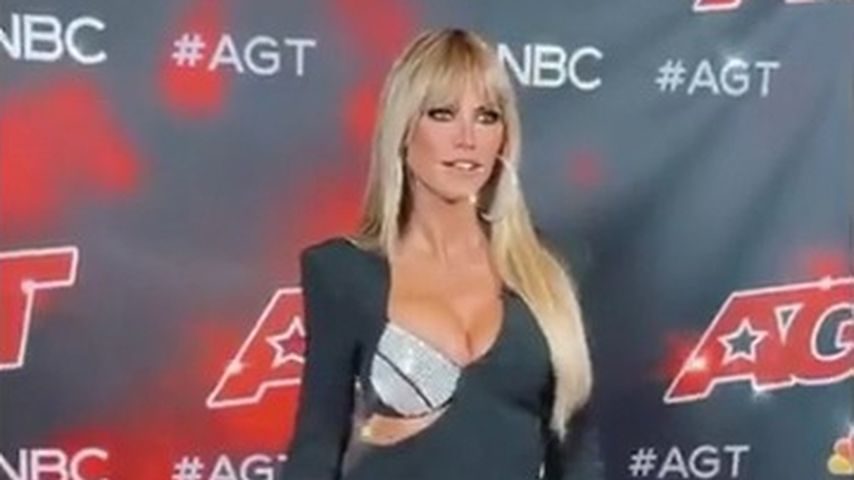 Heidi Klum im September 2021
