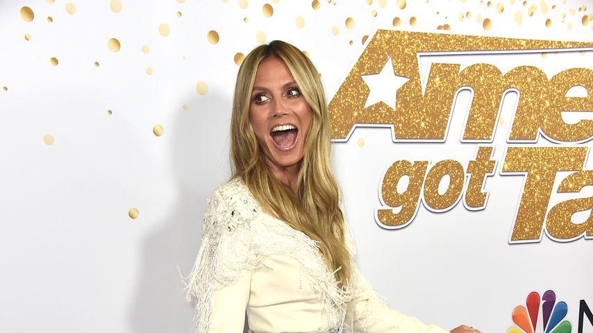 Offiziell: Heidi Klum gibt GNTM-Gastjuroren 2019 bekannt!