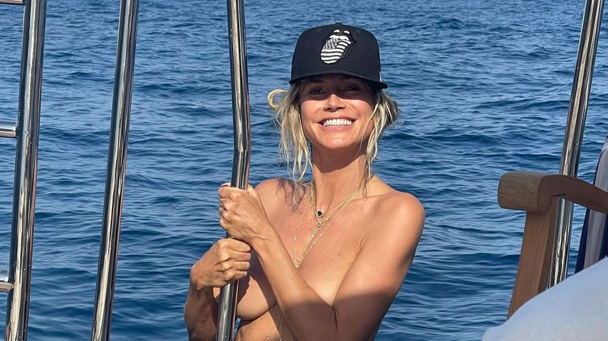 Heidi Klum im Juli 2021