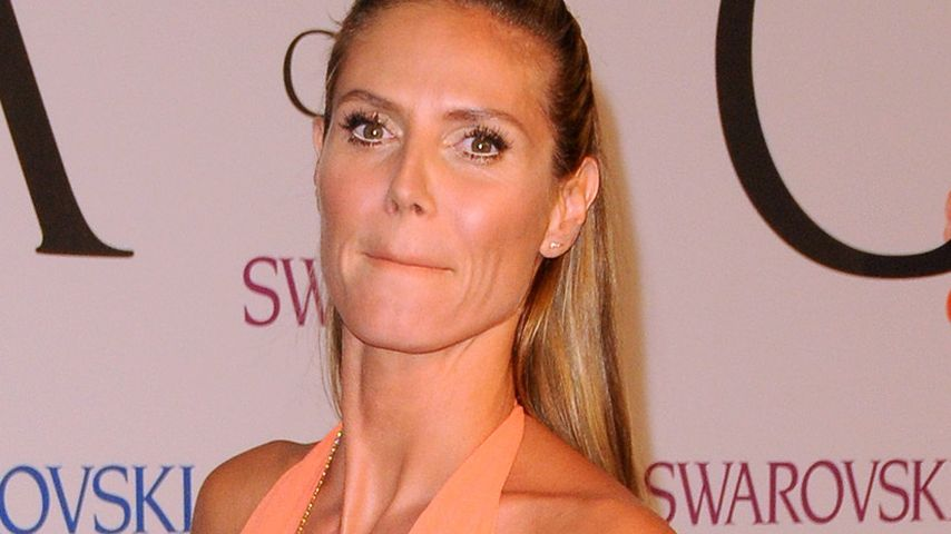 Harsche Kritik: Fans wettern gegen Heidi Klum
