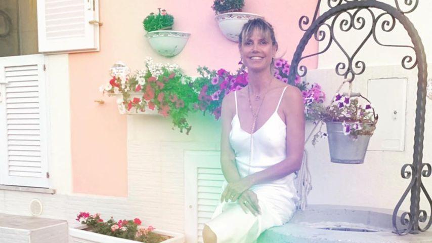 Dauer-Braut-Look: Heidi trägt nach Hochzeit nur noch Weiß