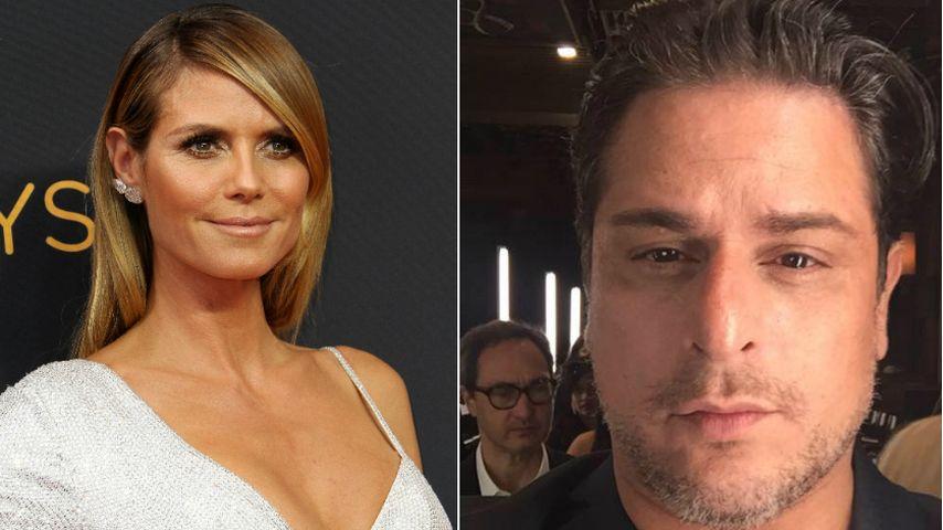Suizid-Drama: Heidi Klums TV-Stylist George Ortiz (✝45) tot!