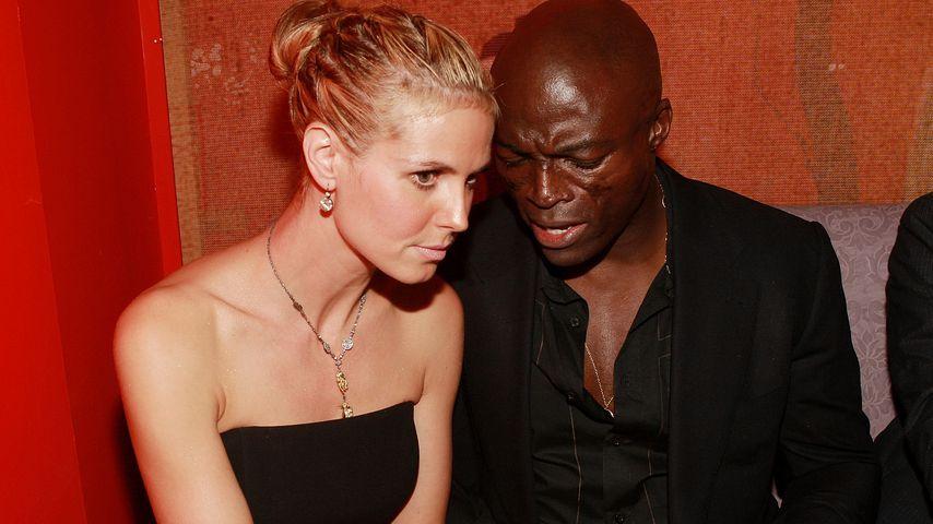 """Nie Teamwork"": Seal über Kindererziehung mit Heidi Klum"