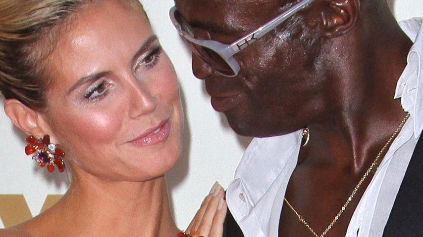 Liebes-Comeback mit Heidi? Seal bricht Schweigen