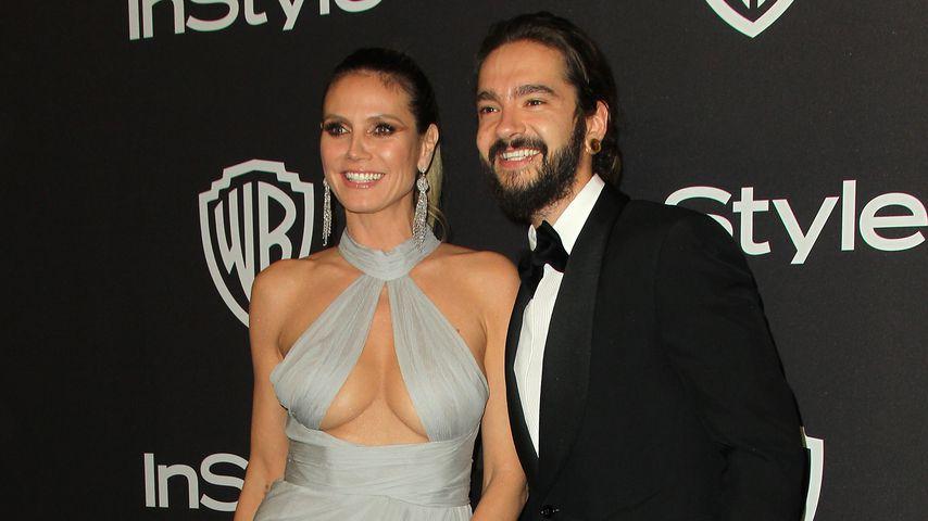 Extra für Tom? Heidi Klums sexy Busen-Show nach Verlobung