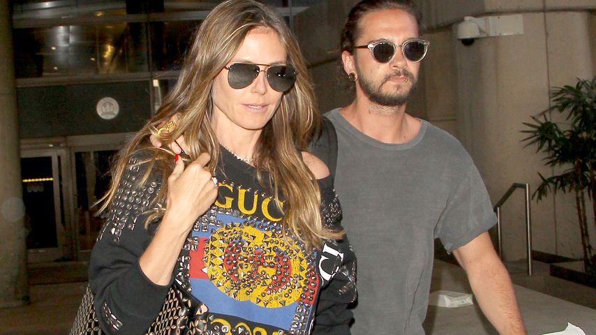 Heidi Klum und Tom Kaulitz 2018 in Los Angeles