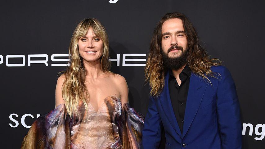 Heidi Klum und Tom Kaulitz beim Angel Ball in New York im Jahr 2019