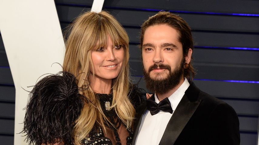 Heidi Klum und Tom Kaulitz 2019 in Los Angeles